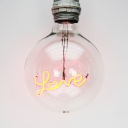 Love LED Filament Bulb 3