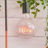 Wine LED Filament Bulb 1