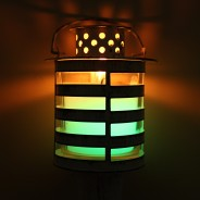 LED Metal Citronella Torch (Single) 3