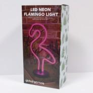 Flamingo LED Neon Table Light 2