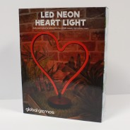 Heart LED Neon Table Light 2