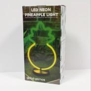 Pineapple LED Neon Table Light 2