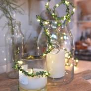 Greenery LED Fairy Light Chain 1