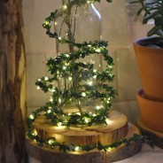 Greenery LED Fairy Light Chain 2