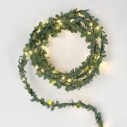 Greenery LED Fairy Light Chain 4