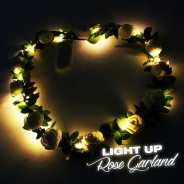 LED Rose Garland Wholesale 1