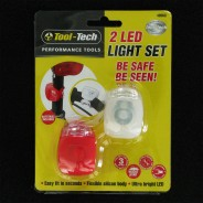 LED Silicon Light Set (2 Pack) 3
