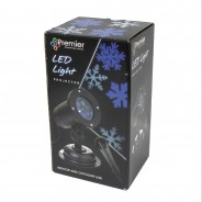 LED Snowflake Projector 4