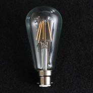 LED Squirrel Cage 6W B22 Bulb (LRB3-B22) 3