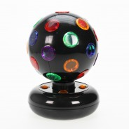 "5"" LED Rotating Disco Ball 3"