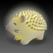 LED Hedgehog Light 1