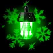 6 LED Snowflake Projector Lights 2