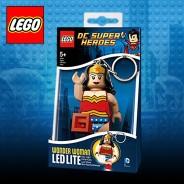 DC Lego Super Hero Keyring Lights 9