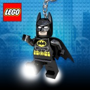 DC Lego Super Hero Keyring Lights 2