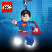 DC Lego Super Hero Keyring Lights 3