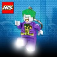 DC Lego Super Hero Keyring Lights 4