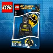 DC Lego Super Hero Keyring Lights 6