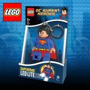 DC Lego Super Hero Keyring Lights 7