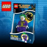DC Lego Super Hero Keyring Lights 8