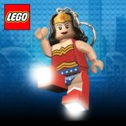 DC Lego Super Hero Keyring Lights 5