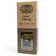 Lemon & Nutmeg Reed Diffuser 200ml 4