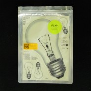 Large Glow in the Dark Light Bulb Sticker 30cm 4