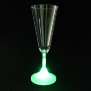 Light Up Champagne Glass Wholesale 7