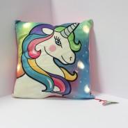 Unicorn Light Up Cushion 1