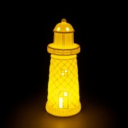 Battery Operated PYO Lighthouse Lamp 2