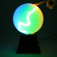 "6"" Lightning Plasma Ball  2"