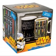 Lightsaber Heat Changing Mug 2