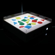 Sensory Light Table 2 White light