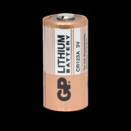 Lithium CR123A Battery 1
