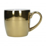Gold Globe Mug by London Pottery 3