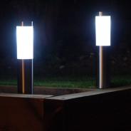 London Solar Posts (2 Pack) 3