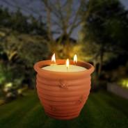 Luxury Large Garden Candle 1