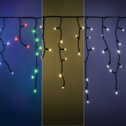Lyyt Connectable Icicle Lights  1