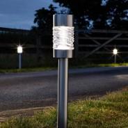 Solar Martello Stake Lights (3 pack) 3
