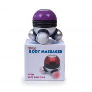 LED Body Massager 4 Purple