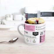 Grub Mugs - Sweet & Salty Microwave Recipe Mugs (2 pack)  2 Sweet