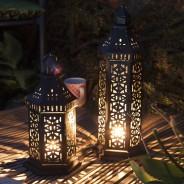 Medina Standing Lantern 1