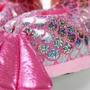 Children's Mermaid Slippers (11-4) 4