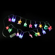 Merry Christmas Fairy Lights 4