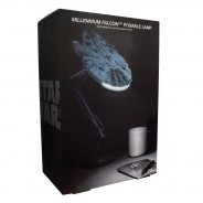 Millennium Falcon Poseable Table Lamp 2