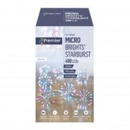 Micro Brights 400 LED Starburst Rainbow Lights 2