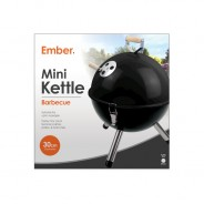Small Table Top Portable Kettle BBQ 2