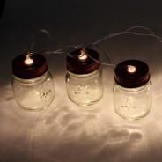 Mini Mason Jar Fairy Lights 5