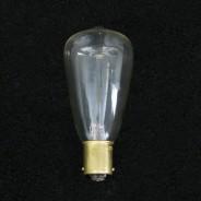 Mini Squirrel Teardrop 25w Bulb 4 B15