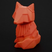 Mini USB/Battery Origami Animal Light 6 Fox