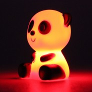 Mini LED Panda Night Light 8